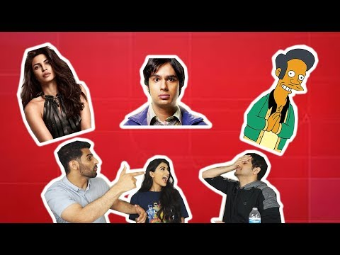 INDIAN STEREOTYPES IN AMERICAN MEDIA