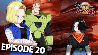 DRAGON BALL FIGHTER Z | Episode 20 : Les Cyborgs - FR ( PS4 Pro ) thumbnail