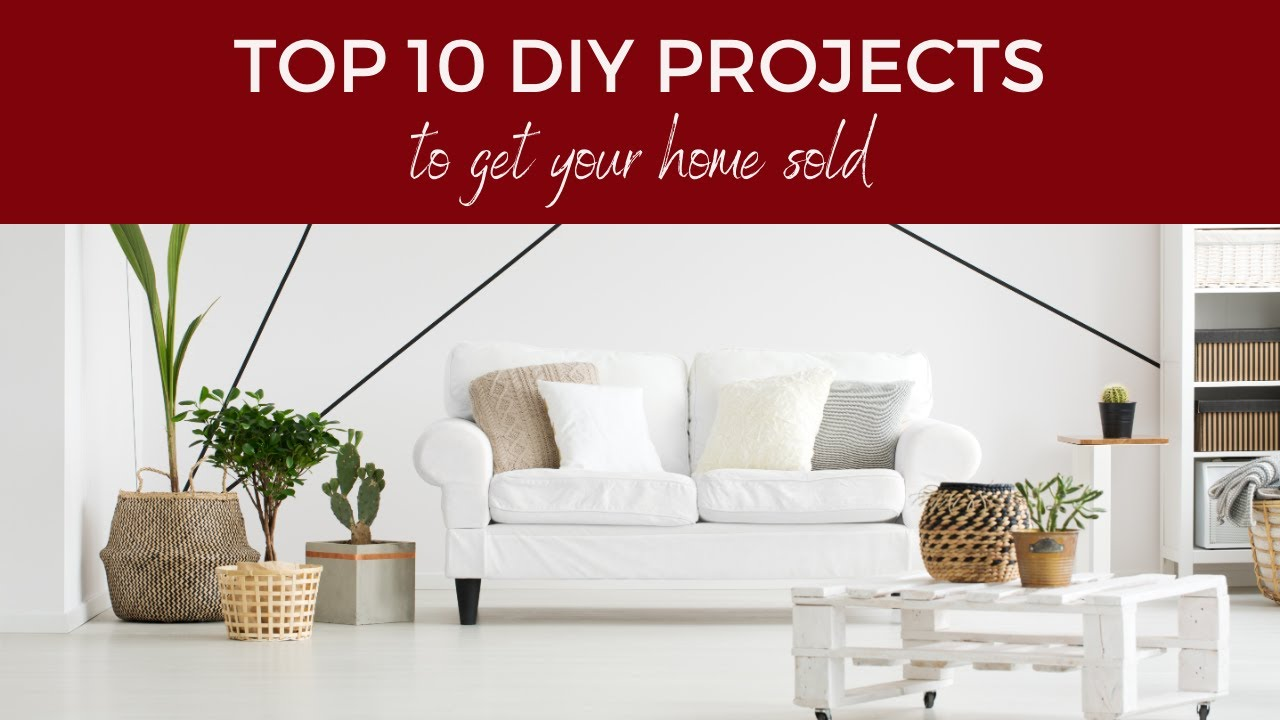 Home Improvement Projects  10 Simple Diy Updates To Get