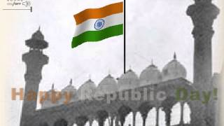 Indian Republic Day | Ecard | Greetings Card | wishes | Messages | video | 08 02