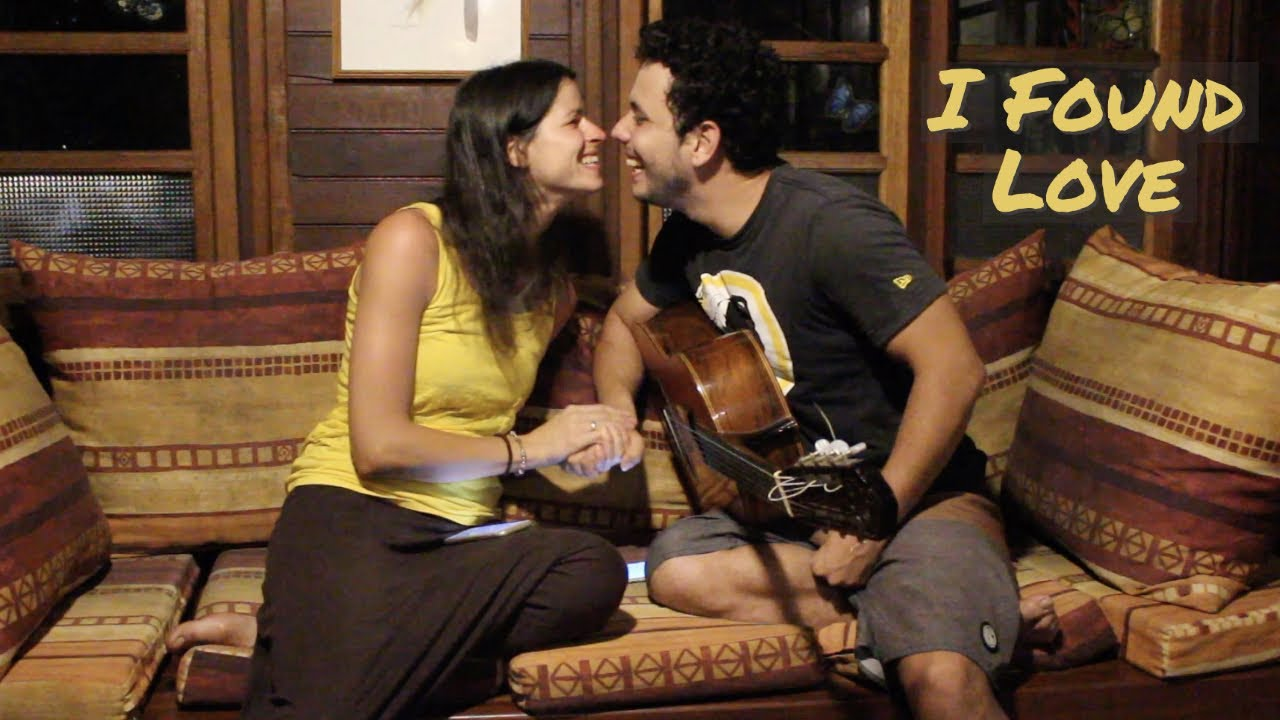 I FOUND LOVE - ORIGINAL SONG by Fabio & Sarah