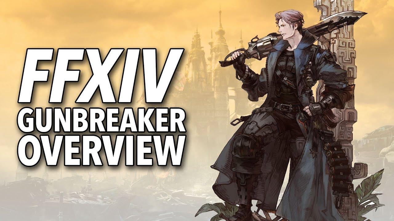A Look At Final Fantasy XIV's New Gunbreaker Class