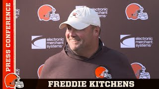 Joint Practice vs. Colts Gets Physical & Chippy   Cleveland Browns