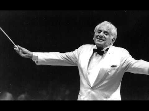 Schumann - Symphony n°2 - Leonard Bernstein (live recording)