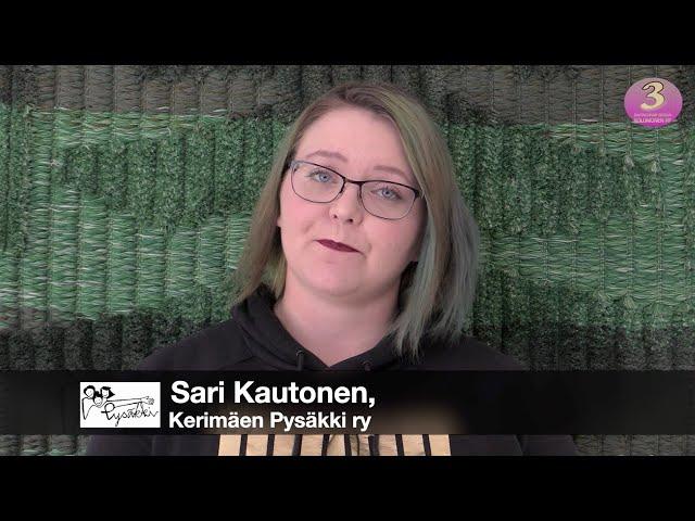 Yhdistys esittelyvideo: Kerimäen pysäkki ry