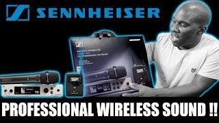 SENNHEISER WIRELESS G4 COMBO BASE SET REVIEW