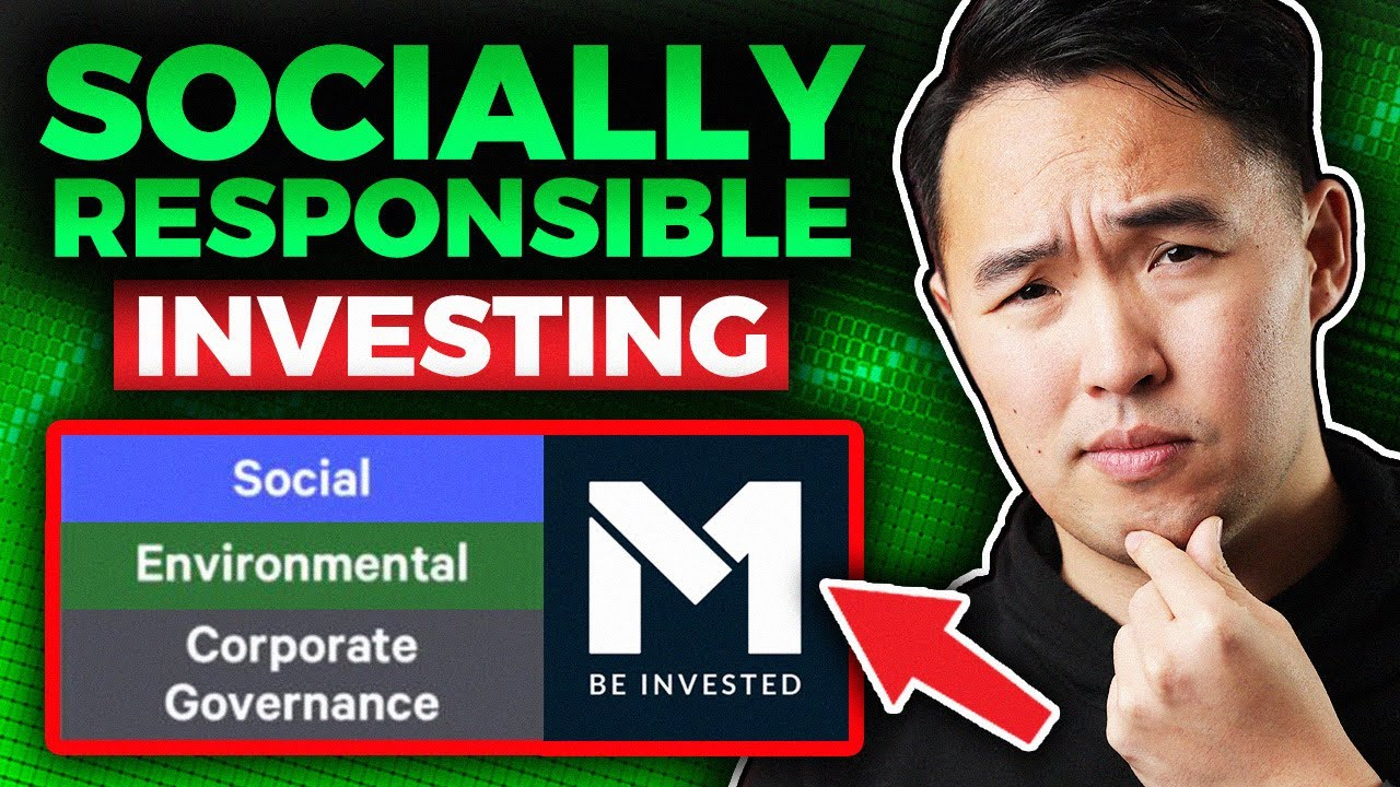 Socially Responsible Investing with M1 Finance