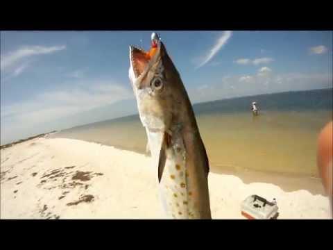 Fishing St. George Island: East Pass (Mackerel And Pompano)