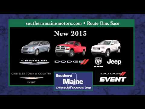 May 2013 tv commercial southern maine motors saco maine for Southern maine motors saco maine