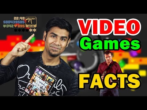 GTA Game Based On Real Locations ? | Video Games Facts  | TECH FACTS