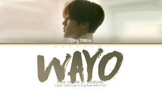 Download lagu BANG YE DAM (방예담 of TREASURE) - WAYO (왜요) (Lyrics Eng/Rom/Han/가사)