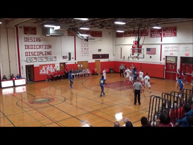 Game Highlights Boys' Varsity: Bishop Maginn vs Germantown