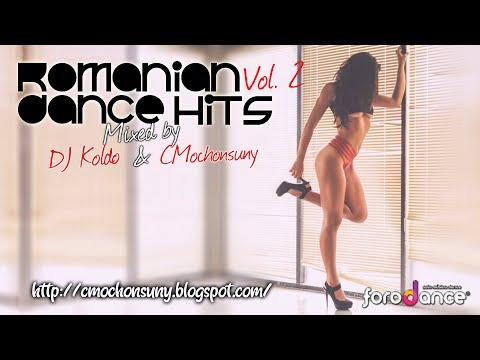 Romanian Dance Hits Mix 2 - DJ Koldo & CMochonsuny (Muzica Romaneasca 2017)