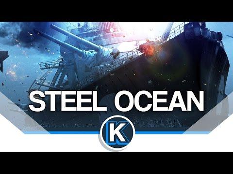 Steel Ocean   Submarine Naval Combat