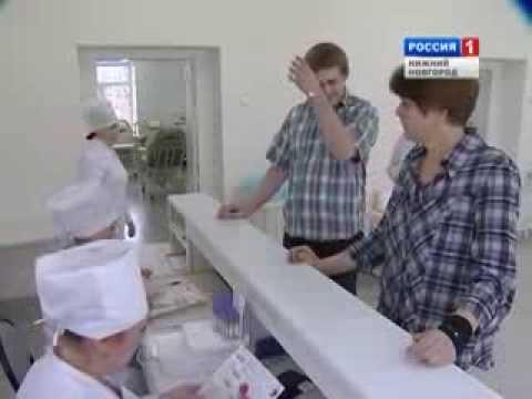 Россия 1, Вести Медицина, Нижний Новгород, эфир 01 03 2014