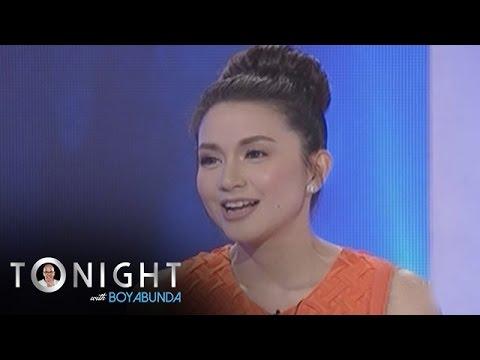 TWBA: Is Mariel a Kapamilya again?