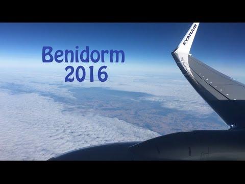 Benidorm Holiday 2016