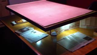 Dungeons and Dragons Game Table