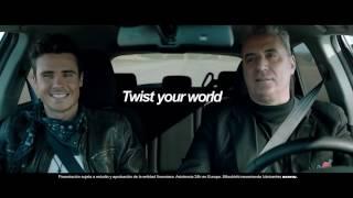 Anuncio Mitsubishi ASX 2017 Con Javier Gómez Noya y Loquillo
