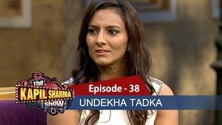 Undekha Tadka | Ep 38 | Dangal Stars (Geeta & Babita Phogat) | The Kapil Sharma Show | SonyLIV | HD