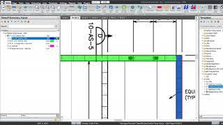 PlanSwift Masonry Takeoff - CMU with Multiple Bands