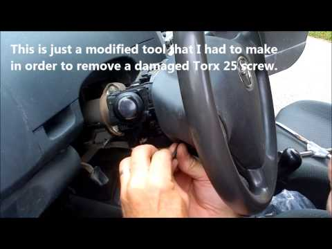 Toyota spiral cable replacement