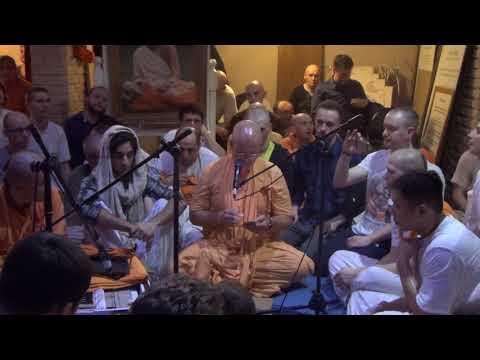 Природа Святого Имени (Е.С. Бхакти Бринга Говинда Свами) - 02.01.2018