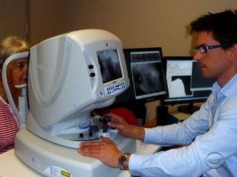 Eye tests may help detect Alzheimer's
