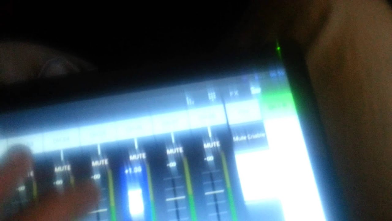 Mixing Station App ANR problem