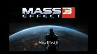 """Mass Effect 3: Original Videogame Score"", full HQ original soundtrack (OST)"