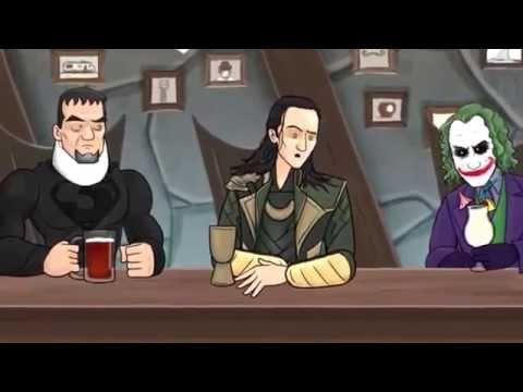 Saith Whaaaat???  HISHE Thor Villain Pub