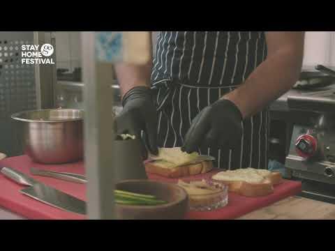 STAY HOME FESTIVAL: Cooking Class с Андре Токев и Алекс Иванчев в ресторант old is new