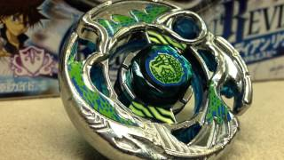 guardian revizer 160sb bbg 10 beyblade zero g unboxing review sea serpent