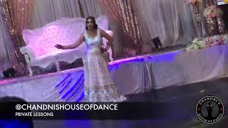 Bride Performs With Bridesmaids at Sangeet  | Punjabi Wedding Performance | Bollywood Wedding Dance|