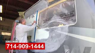 RV Body Damage Repair & Upgrades