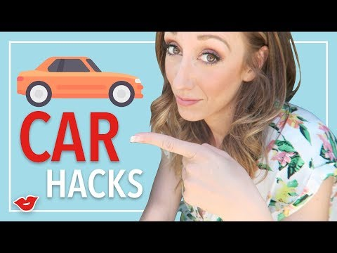 Car Hacks! | Jordan from Millennial Moms
