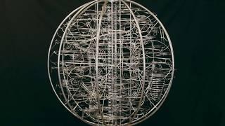 Rolling Ball Sculpture - Sphere 3 cn:131
