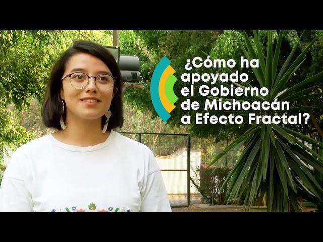 Efecto Fractal - Gobierno de Michoacán