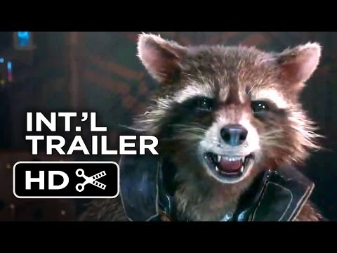 Guardians of the Galaxy Official International Trailer #1 (2014) - Bradley Cooper Marvel Movie HD