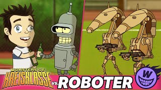 Monsters of Kreisklasse: Roboter vs. Borussia Hodenhagen