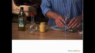 How To Make A Delicious Salad Dressing | Real Simple