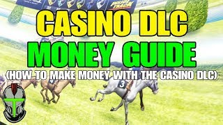GTA ONLINE - CASINO MONEY GUIDE!