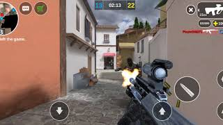Counter Attack - Online Multiplayer FPS #9 | New Update | New Guns | Android / IOS GamePlay FHD