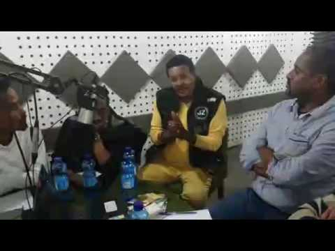 Ethiopia-Neway Debebe tells the Funniest Story about Teddy Afro.