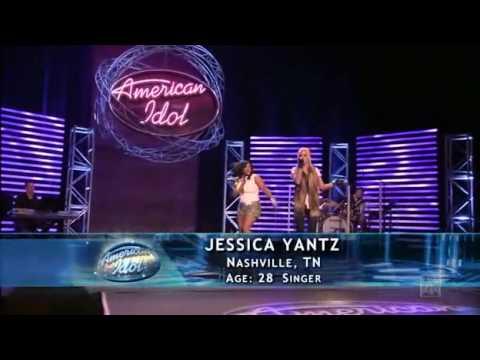 American Idol 10 Tiffany Rios Amp Jessica Yantz