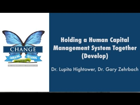 Holding a Human Capital Management System Together