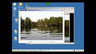 видео Reflet-программа анимации воды