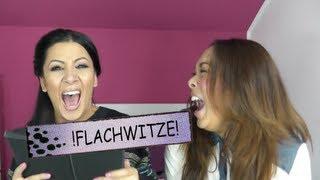 Wer lacht verliert: Flachwitze ^.^