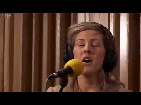 Ellie Goulding  Only Girl In The World Radio 1 Live Lounge WITH VIDEO
