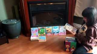 Treehouse Ultimate Collection Cube + Zack & Quack from @KaboomKids review